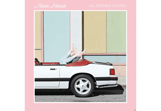 Miami Horror - All Possible Futures - (CD)
