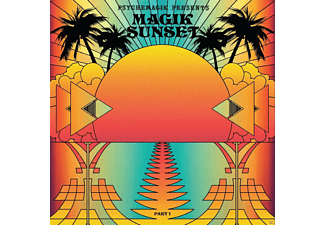 VARIOUS - Psychemagik Presents - Magik Sunset (Part 1) [CD]