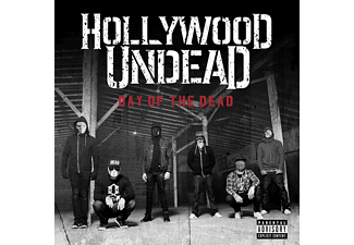 Hollywood Undead - Day Of The Dead - (CD)