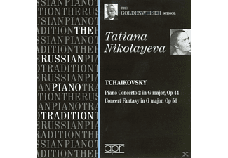 Nikolayeva, Tatiana Nikolayeva - Russian Piano Tradition: The Goldenweiser School - (CD)