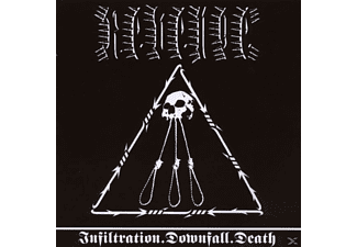 Revenge - Infiltration.Downfall.Death - (CD)