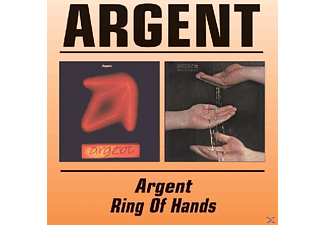 Argent - Argent & Ring Of Hands - (CD)