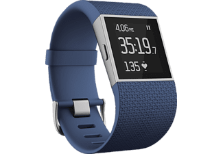 FITBIT Surge Small - Blå