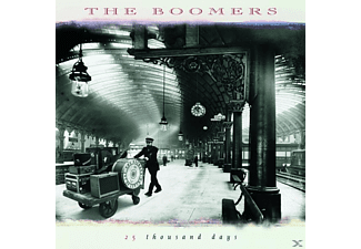 The Boomers - 25 Thousand Days - (CD)