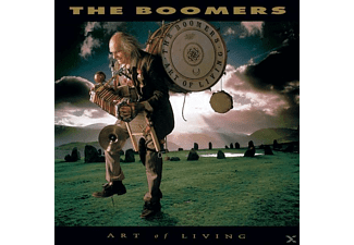 The Boomers - Art Of Living - (CD)
