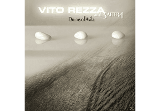 Vito Rezza - Drums Of Avila - (CD)