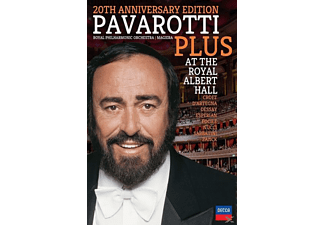 Luciano Pavarotti - Pavarotti Plus-Live From The Royal Albert Hall - (DVD)