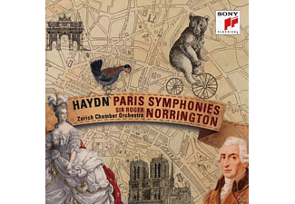 Roger Norrington;Zürcher Kammerorchester - Haydn: The Paris Symphonies [CD]