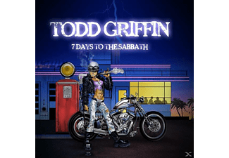 Todd Griffin - 7 Days To The Sabbath [CD]