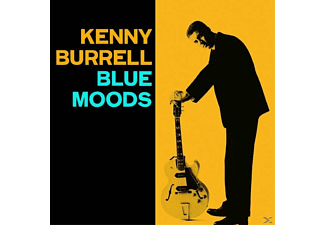 Kenny Burrell - Blue Moods - (CD)