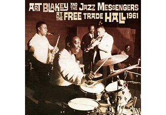 Art Blakey;The Jazz Messengers - Art Blakey And The Jazz Messengers At The Free Trade Hall 1961 - (CD)