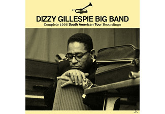 Dizzy Gillespie Big Band - Complete 1956 South American Tour Recordings - (CD)