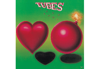 The Tubes - Love Bomb - (CD)