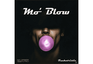 Mo'blow - Funkatristic - (CD)
