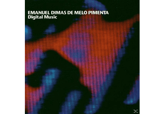 Emanuel Dimas De Melo Pimenta - Digital Music:Rings/Rozart/Structur - (CD)
