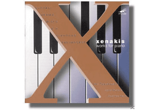 Aki Takahashi, Jane Peters - Complete Solo Piano Works - (CD)
