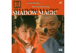 OST/China National Symph.Orchestra - Shadow Magic (Soundtrack) - (CD)
