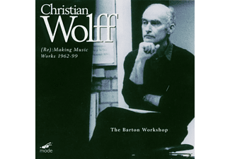 The Barton Workshop, James Fulkerson - (Re):Making Music (Works 1962-99) - (CD)