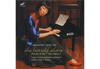 Margaret Leng Tan - She Herself Alone-The Art Of The - (CD)