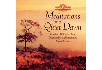 William Boughton, English Symphony Orchestra - Meditations For A Quiet Dawn - (CD)