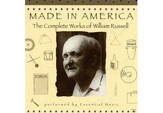 Essential Music - 'Made In America': The Complete Wor - (CD)