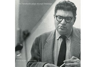 Aki Takahashi - Feldman Ed.1:Illustions/Two Intermissions - (CD)
