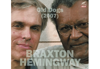 BRAXTON,ANTHONY & HEMINGWAY,GERRY - Old Dogs (2007) - (CD)