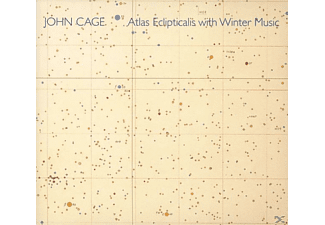 John (komponist) Cage, New Performance Group/John Cage - Atlas Eclipticalis With Winter Musi - (CD)