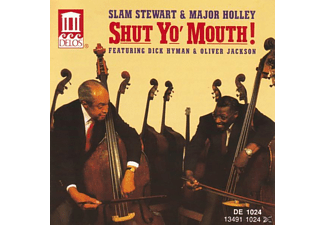 Stewart/Holley/+ - Shut Yo' Mouth - (CD)