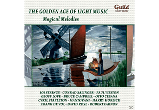 JONES/TROTTER/ARLT/FAITH/+ - Magical Melodies - (CD)