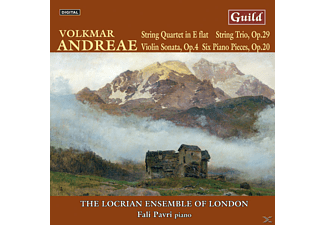 Locrian Ensmeble Of London - Andreae Chamber Music - (CD)