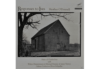 Heather O'donnell - Responses To Ives - (CD)