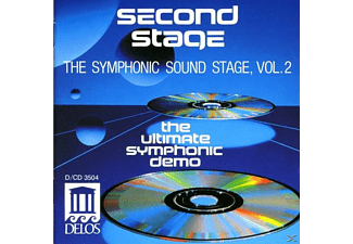 VARIOUS - Symphonic Sound Stage 2 - (CD)