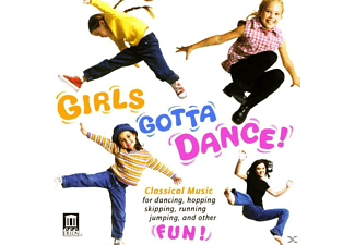 Schwarz, Orbelian, La Guitar Quartet - Girls Gotta Dance - (CD)