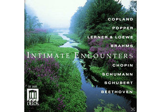 VARIOUS - Intimate Encounters - (CD)