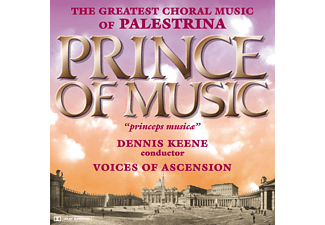 Dennis/voices Of Ascension Keene - Palestrina:Messe Papae Marc - (CD)