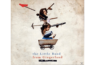 Little Band From Gingerland - Time Out Time [CD]