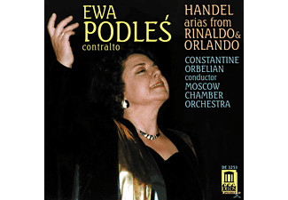 "Podles - Handel: ARIAS FROM ""RINALDO""& ""ORLANDO"" - (CD)"