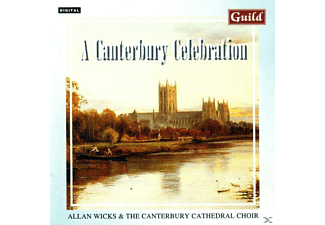 WICKS/CANTERBURYCATHEDRALCHO, WICKS/CANTERBURY CATHEDRAL CHO - A Canterbury Celebration - (CD)