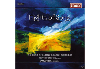 CHOIROFQUEENSCOLL.CAMBRIDGE, Choir Of Queens College Cambridge - Flight Of Song - (CD)