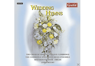 Choirqueen Scollegecambridg, Choir Of Queens College Cambridge - Hochzeitshymnen - (CD)