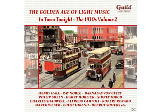 GREEN/WEBER/HORLECK/+ - In Town Tonight Vol.2 - (CD)