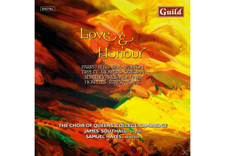 HAYES/CHOIROFQUEENSCOLLEGE, Samuel/choir Of Queens College Hayes - Love & Honour - (CD)