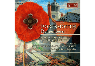PORTMOUTHCATHEDRALCHOIR/FROGGATT, Anthony Portsmouth Cathedral Choir/froggatt - Porthmouth Remembers - (CD)