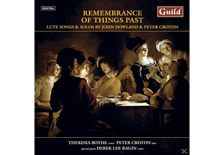 BOTHE, THERESIA/CROTON, PETER - Remembrance Of Things Past - (CD)