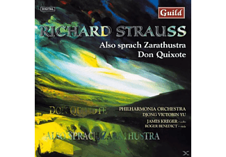 YU/PHILHARMONIAORCH., YU/PHILHARMONIA ORCHESTRA - Strauss Also Sprach Zarathustra - (CD)