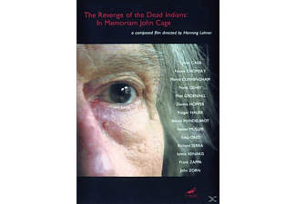 Peter Lohner - THE REVENGE OF THE DEAD INDIANS/IN - (DVD)