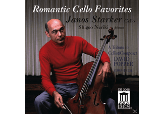 Janos Starker, Shigeo Neriki - Romantic Cello Favorites - (CD)