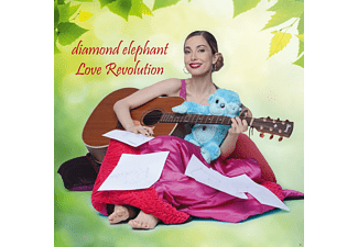Diamond Elephant - Love Revolution [CD]