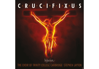 The Choir Of Trinity College Cambridge;Jeremy Cole;Eleanor Kornas - Crucifixus - Chorwerke - (CD)